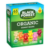 Black Forest, Organic Gummy Bears, 0.8 oz, 65 Count Black Forest Gummy Worms
