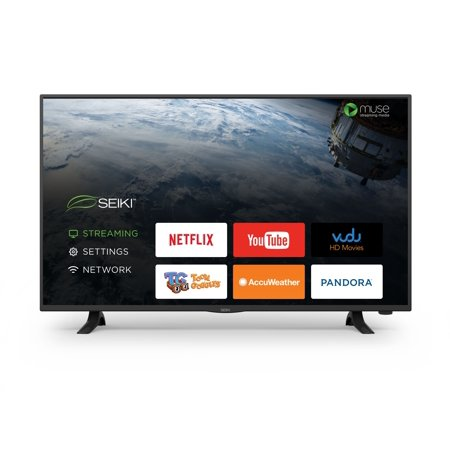 Seiki SE40FYP1T 40 Inch 1080p HD LED Smart TV