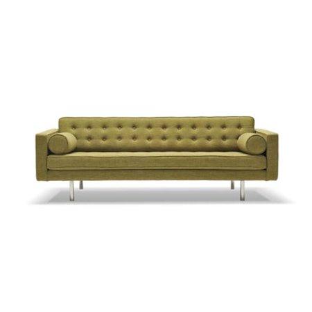 Newspec Bulgaria Olive Green Sofa