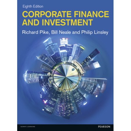 Corporate Finance And Investment  Paperback