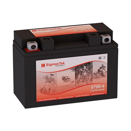 Yamaha YZF-R6, R6S, 2001-2007 Battery (Replacement)