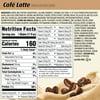 Premier Protein Protein Shake, Cafe Latte, 30g Protein, 11 fl oz, 12 Ct