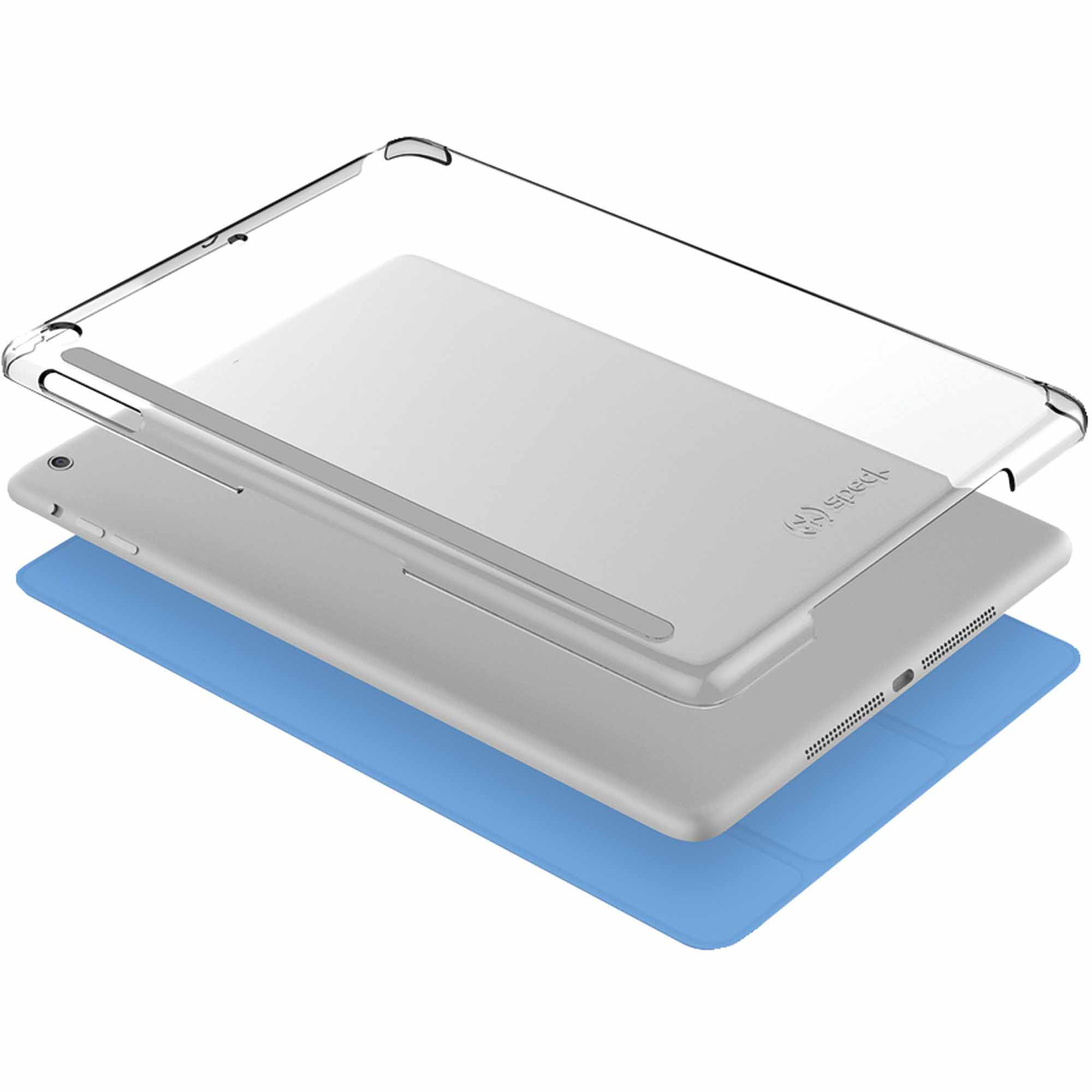 ipad air clear case