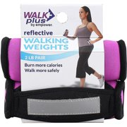 Walkplus FitnessEm 2LB SOFT WALK WEIGHT