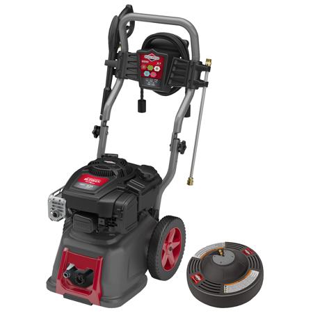 Pressure Washer, 3000 PSI, GPM, W/ 14