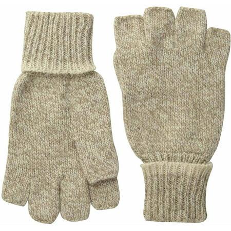 Danielson Ragg Wool Fingerless Glove, Medium