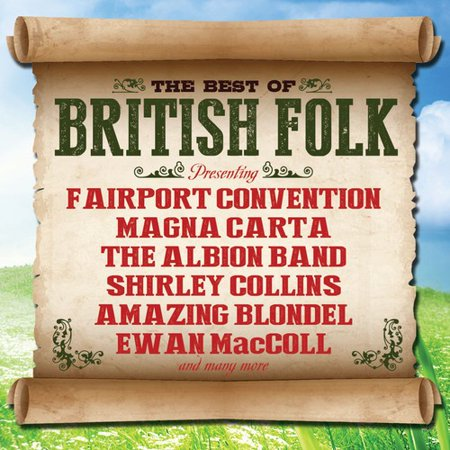 Best of British Folk / Various (CD)