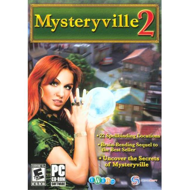 AcTiVision 107918 Mysteryville 2 - image 1 of 1