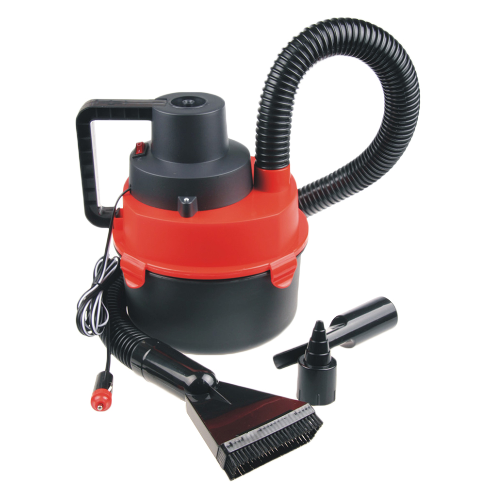 Portable Powerfull Mini Auto Car Vacuum Cleaner Wet/Dry DC 12 Volt New