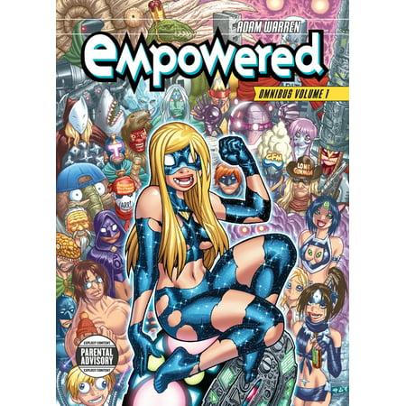 ISBN 9781506718668 product image for Empowered Omnibus Volume 1 (Paperback) | upcitemdb.com