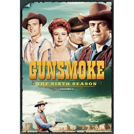 Gunsmoke: The Sixth Season, Volume 1 (DVD)