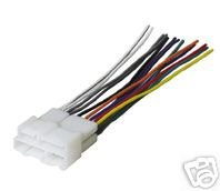 stereo wire harness pontiac grand am 96 97 98 99 00 (car radio wiring installation parts) by carxtc ship from us Wire Harness Tape