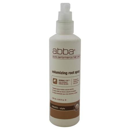 ABBA Volumizing Root Spray, 8.45 Oz