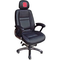 North Carolina State Wolfpack Black Office Chair
