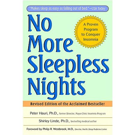 No More Sleepless Nights
