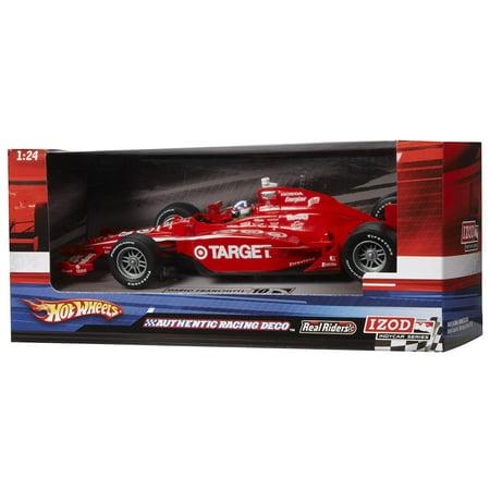 Hot Wheels Dario Franchitti Izod Racing