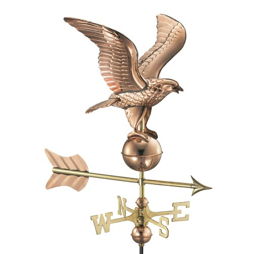 Good Directions Cottage Eagle Weathervane by Weathervanes