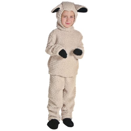 Child Sheep Costume](Costume Sheep Ears)