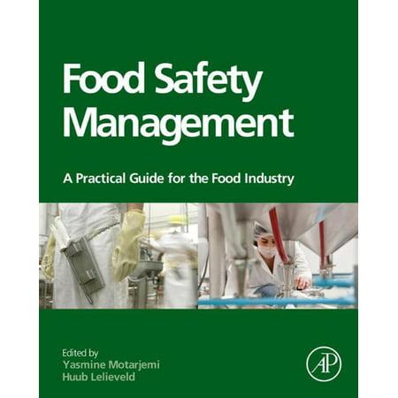 Food Safety Management - eBook (Food Safety Management)