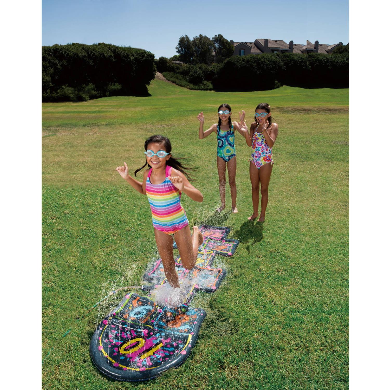 Chromadepth 3D Hopscotch Sprinkler by