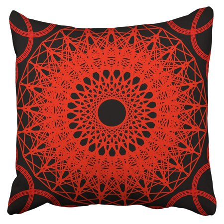 BPBOP Dual Chakra Brushed Polyester Pillowcase Cushion Cover 18x18 (Brushed Polyester Cover)