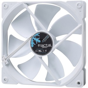 Dynamic X2 140mm PMW White Case Fan