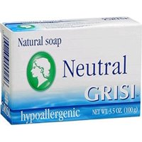 Grisi Soap - Neutro Neutral 3.5 Oz