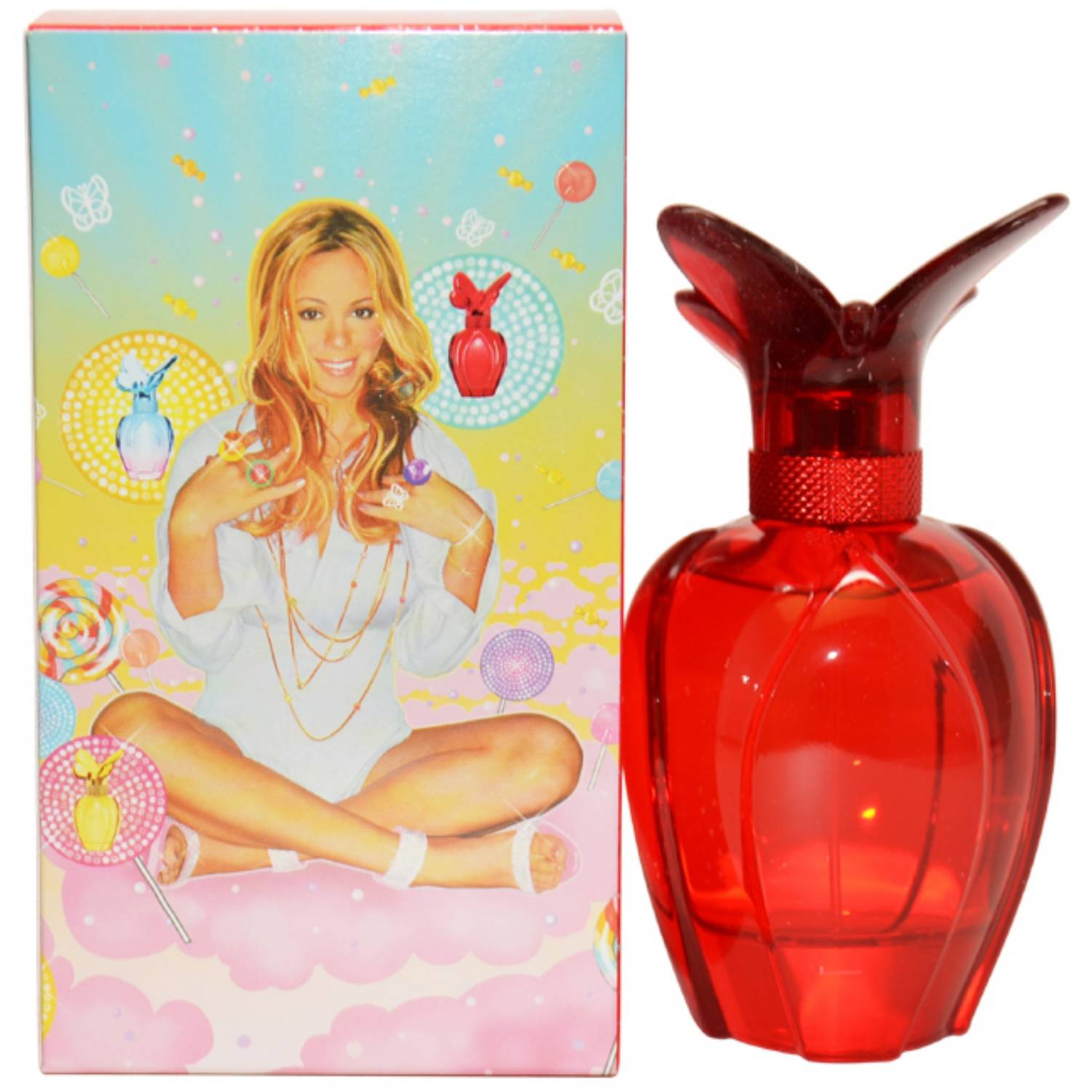 Mariah Carey Lollipop Bling Mine Again Women's EDP Spray, 3.3 fl oz