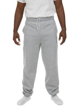 Gildan Men's Heavy Blend Elastic Bottom Pocketed Sweatpant