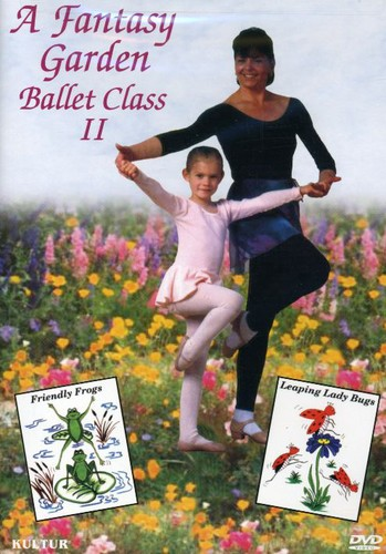 Fantasy Garden Ballet Class 2 by KULTUR VIDEO