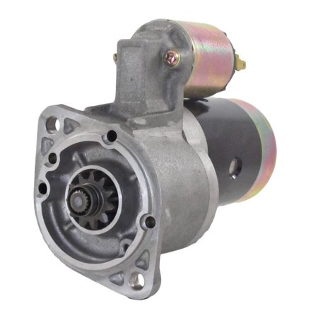 - NEW OEM MITSUBISHI STARTER MOTOR FITS NISSAN LIFT TRUCK WITH H30 P40 ENGINE M2T58481