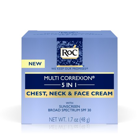 RoC Multi Correxion 5 in 1 Anti-Aging Moisturizing Cream SPF 30, 1.7 oz Aqua Moisturizing Night Cream