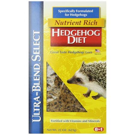 8in1 Ultra-Blend Select Hedgehog Diet, (8in 1 Food)