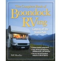 The Complete Book of Boondock RVing (Paperback)