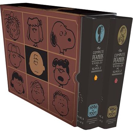 The Complete Peanuts : 1999-2000 and Comics & Stories Gift Box
