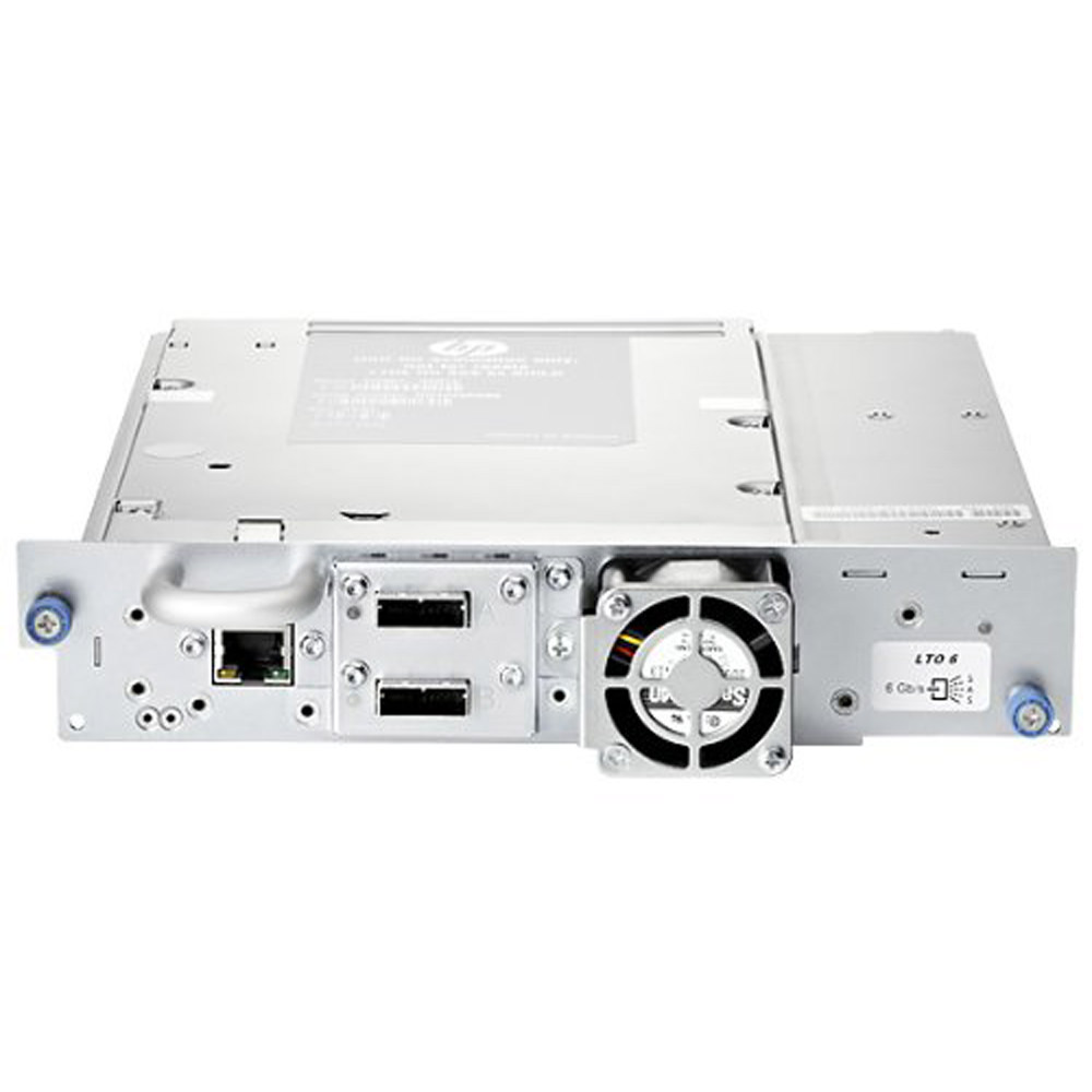 HPE StoreEver MSL LTO-6 Ultrium 6250 SAS Drive Upgrade Kit (C0H27A)