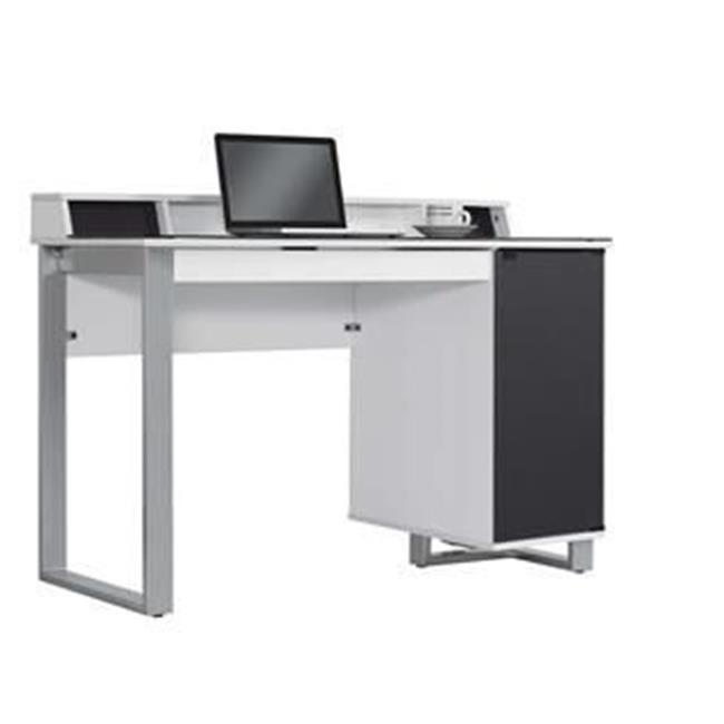 Enterprise Occasional Desk, High gloss White