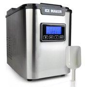 NUTRICHEF Upgraded Digital Ice Maker Machine