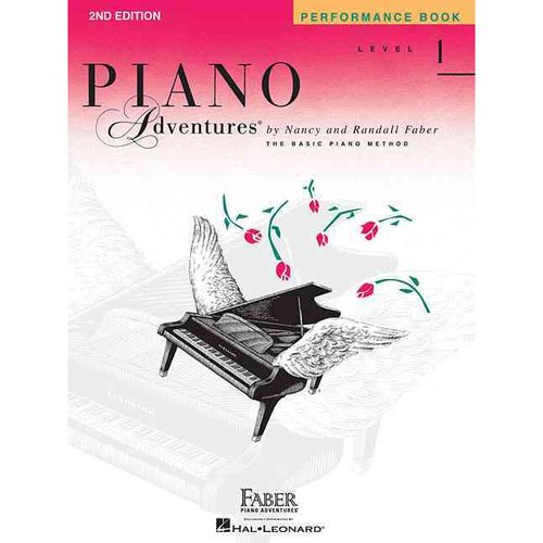 Piano Adventures - Level 1: Performance Book: A Basic Piano Method