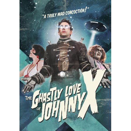 The Ghastly Love of Johnny X (DVD) (Ghastly Ghoul)