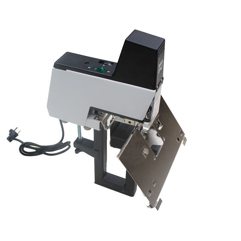 110V Electric Stapler Professional 106 Auto Rapid Binder Machine With Pedal 2-50 SHeets by
