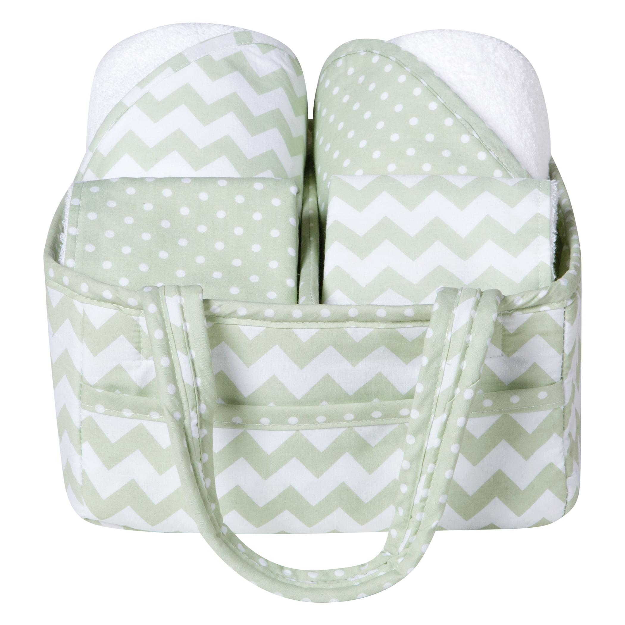 Sea Foam 5 Piece Baby Bath Gift Set by Trend Lab