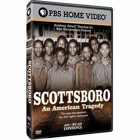 American Experience: Scottsboro, An American Tragedy (DVD)