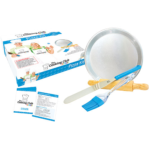 The Cooking Club for Kids Pizza Kit