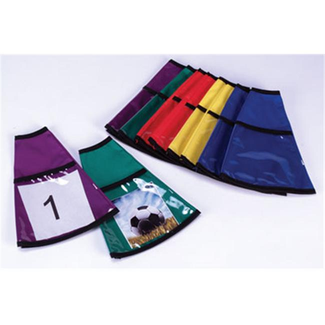 American Educational YTC-277 Changeable Numbers Cover- Set-10 in 5 Colors