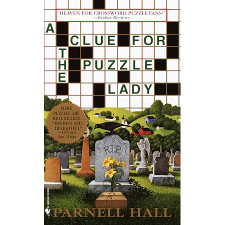 A Clue for the Puzzle Lady (Clue Puzzles)