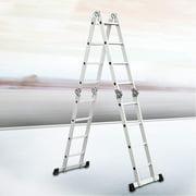 Aluminum Step Ladders Walmart Com