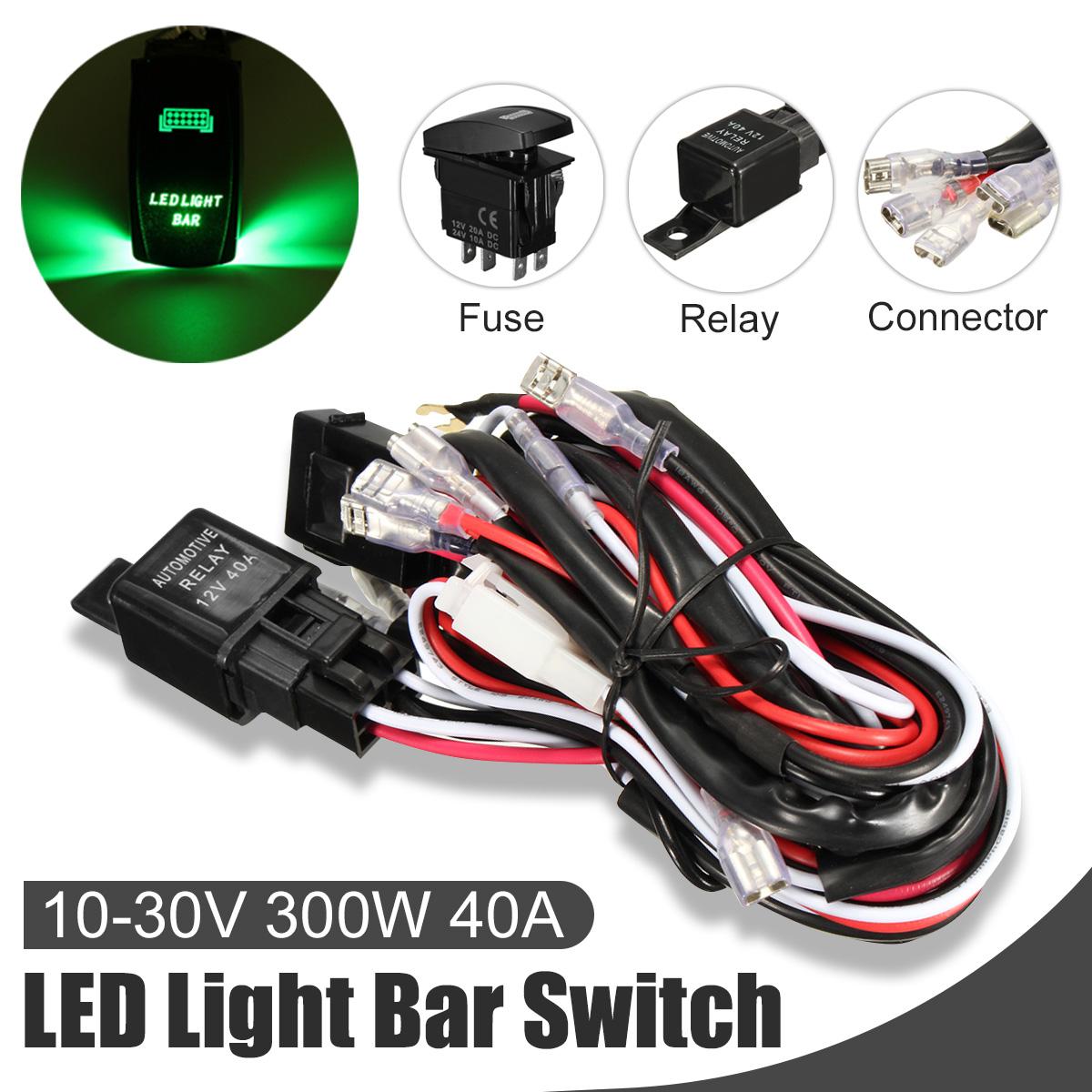5 Pin Led Rocker Switch Wiring