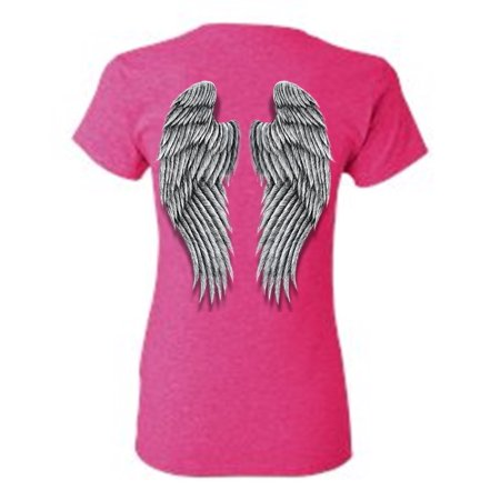 Juniors Angel Wings Fluffy Style