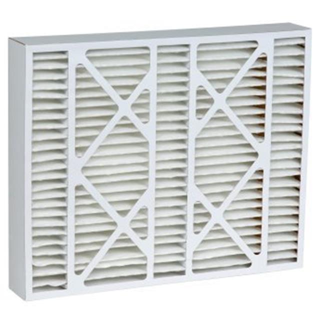 Filters-NOW DPFPC20X25X5M11=DAM 20x25x5 - 20.25x25.38x5.25 Amana Furnace Filter MERV 11 Pack of - 2